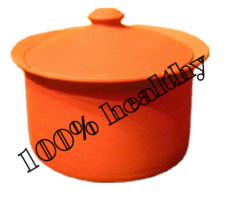 100 healthy pure clay cookware made usa. Black Bedroom Furniture Sets. Home Design Ideas