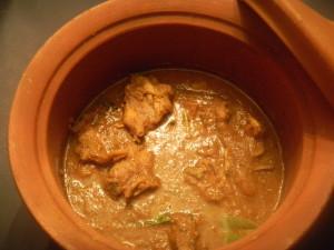 Chicken Curry In Clay Pot: Tasty N Tender Chicken
