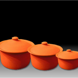 MEC's Pure Clay cookware & Bakeware