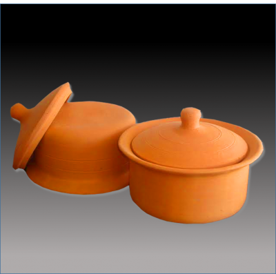 Clay cooking pots made in the USA