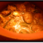 Pure-Clay Pot Fish Curry