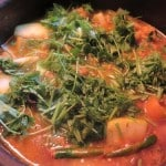 Vegetable Soup With Potatoes And Cilantro