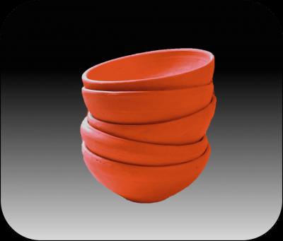 100% Non-toxic Soup Bowls