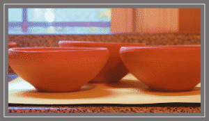 Safe and non-toxic serving bowls