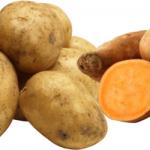 Meet The Ingredients: Yam & Potatoes